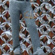 Aluminium Round Riveted Pant