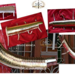 Brass Manica