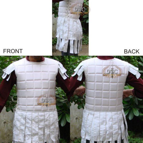 Cotton Subarmail White 1