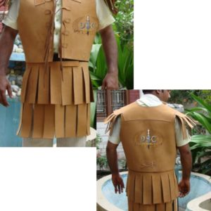 Leather Subarmalis Light Brown