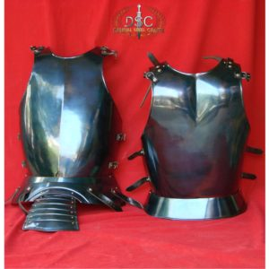 DSC-A131 BREAST PLATE WITH TASSET