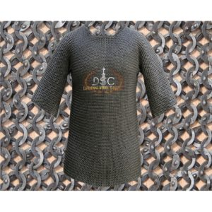 HAUBERGEON CHAINMAIL SHIRT